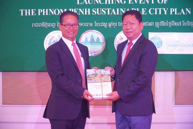Phnom Penh Sustainable city