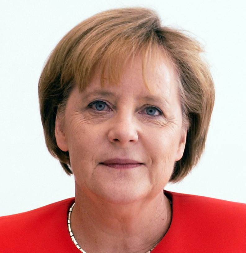 Mme Angela Merkel, Chancelière de la République fédérale d'Allemagne