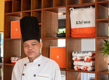Siem Reap & Gastronomie : Chef Sophal, tout pour la cuisine