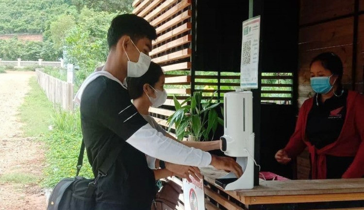 Le Cambodge enregistre près de 70000 touristes au cours du quatrième week-end de juillet