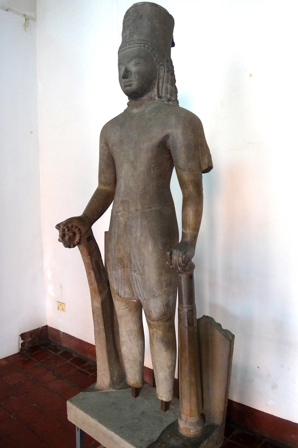 La divinité Harihara de Phnom Da