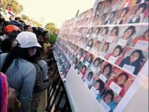 Le 22 novembre 2010, 353 personnes sont mortes et des centaines d'autres ont été blessées