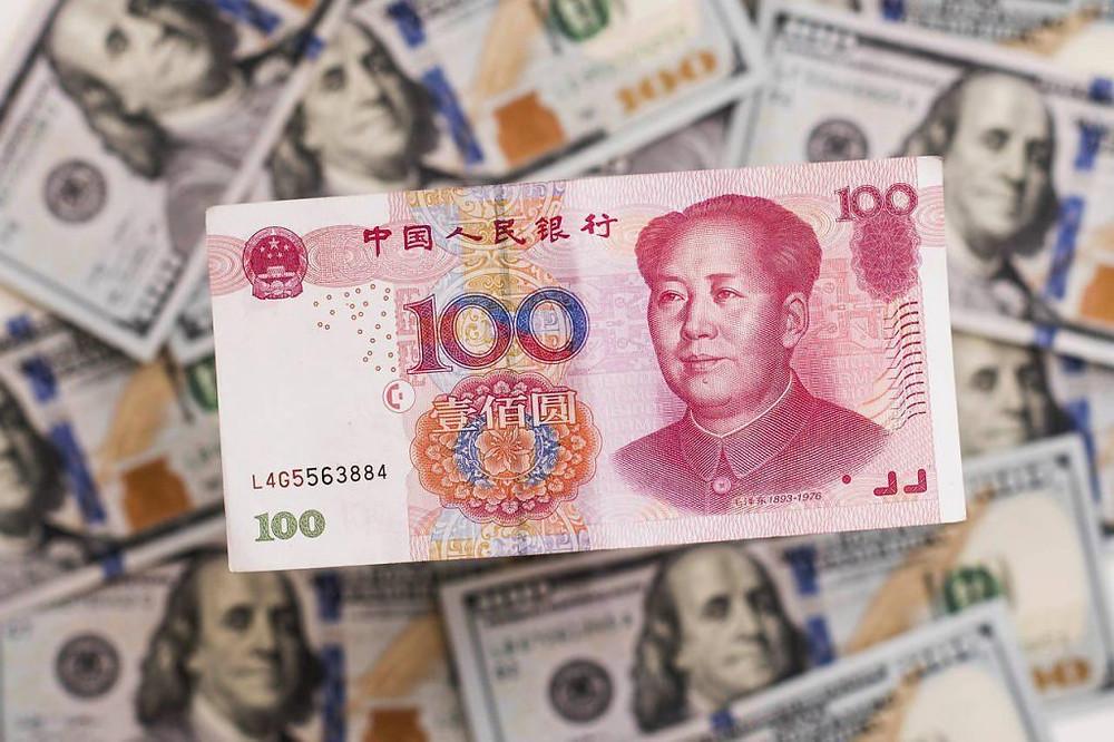 À propos du yuan chinois dans le système bancaire