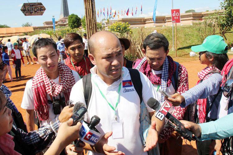Selon Hun Many, fils du Premier ministre Hun Sen et président de l'UFJC, l'événement a pour objectif de créer l'unité et la solidarité entre les jeunes, et de les encourager à en apprendre plus sur l'histoire du royaume.