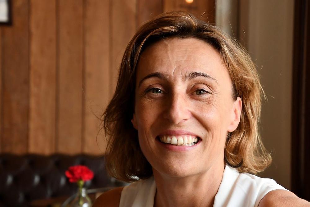 Anne-Christine Boffa, responsable production et coordination