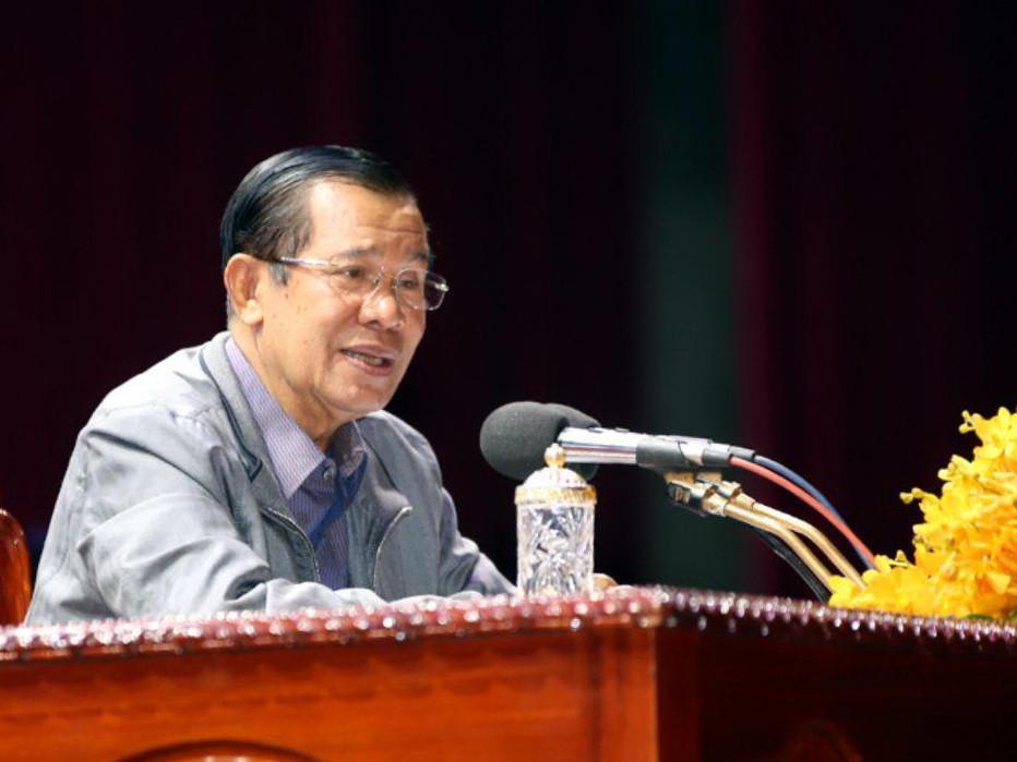 Hun Sen : ''...j'ai surmonté la période difficile en consacrant toute ma vie au pays..''