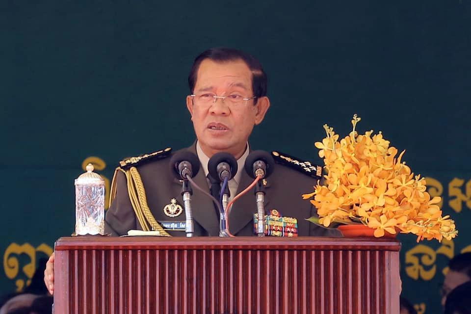M.Hun Sen : Un long avertissement aux USA lors de son discours