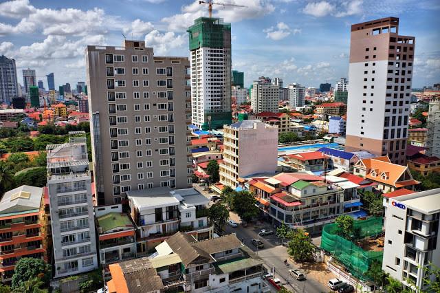 La qualité de l'air s'améliore à Phnom Penh
