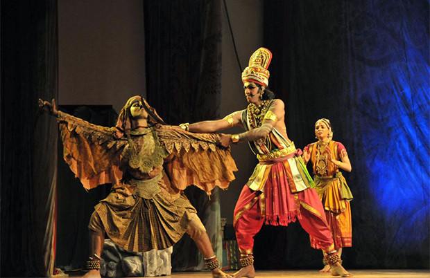 Ouverture du Festival de l'Inde au Cambodge