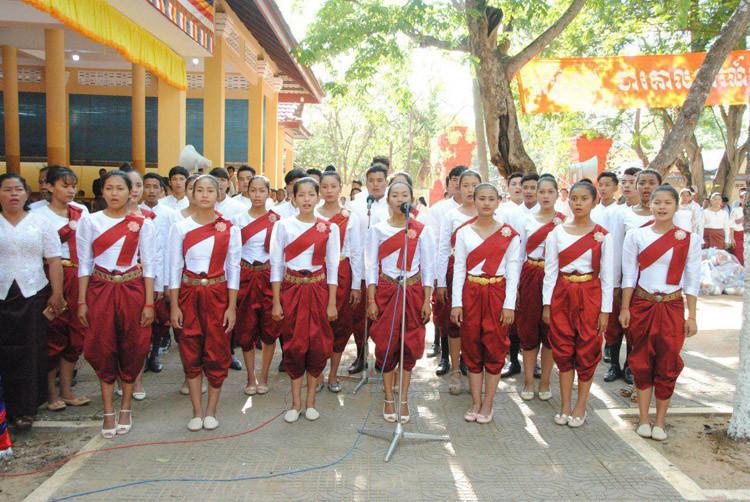 Le Cambodge célèbre la Fête annuelle de Visak Bochea
