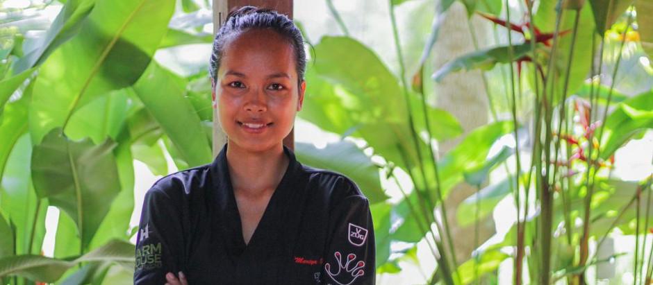 Destination : Le calme de la Farming House de l'ONG Smiling Gecko