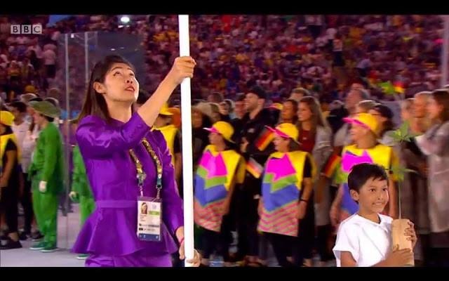 Cambodge – Rio : Ambiance Olympique