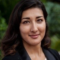 Nodira Akhmedkhodjaeva, directrice des programmes chez Nexus Development