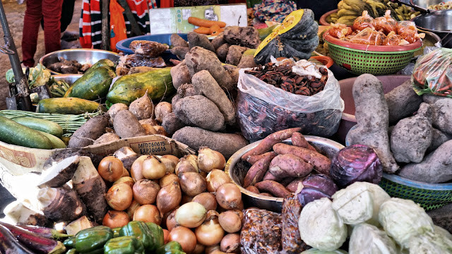 Société : Les produits bio dans le panier de la ménagère cambodgienne