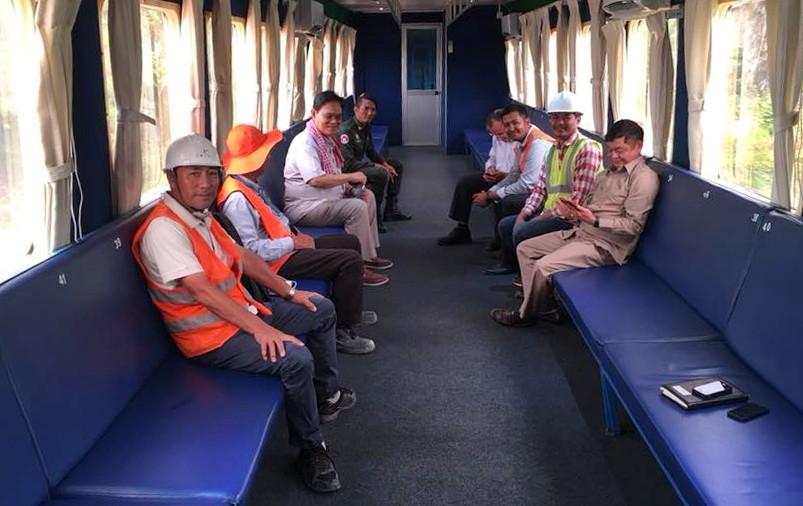 Photographie Royal Railway Cambodia
