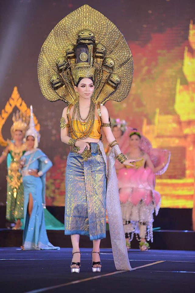 Lim Sotheavy, 25 ans, représentante de la province de Preah Sihanouk