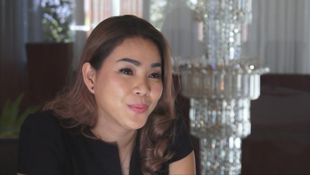 Lina Hak est, depuis 2013, la directrice générale du restaurant Topaz à Phnom Penh