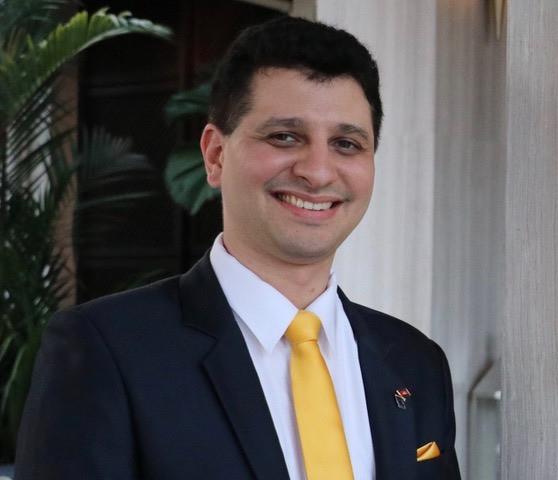M. Djamel El Ekra, secrétaire général de la CCI France Cambodge et conseiller juridique senior chez HBS LAW