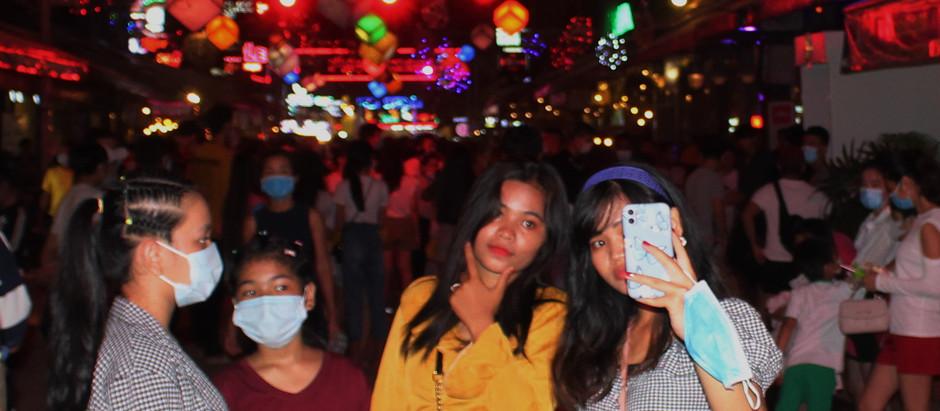 Tourisme & Siem Reap : Cinq jours d'oxygène et le jour d'après