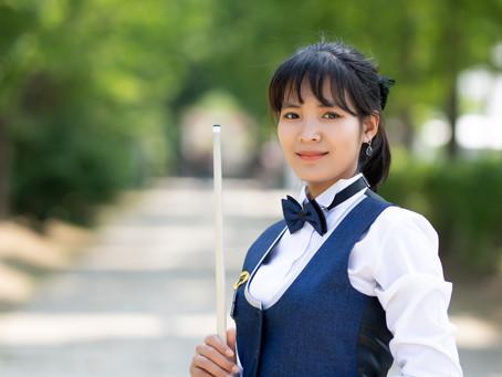 Sports : Sruong Pheavy, la Cambodgienne qui deviendra championne du monde de billard