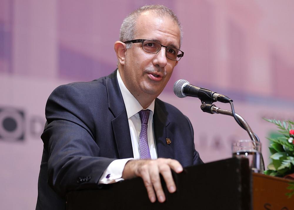 Arnaud Darc, président d'EuroCham (2016-2020). Photo Eurocham-J.Montessuis