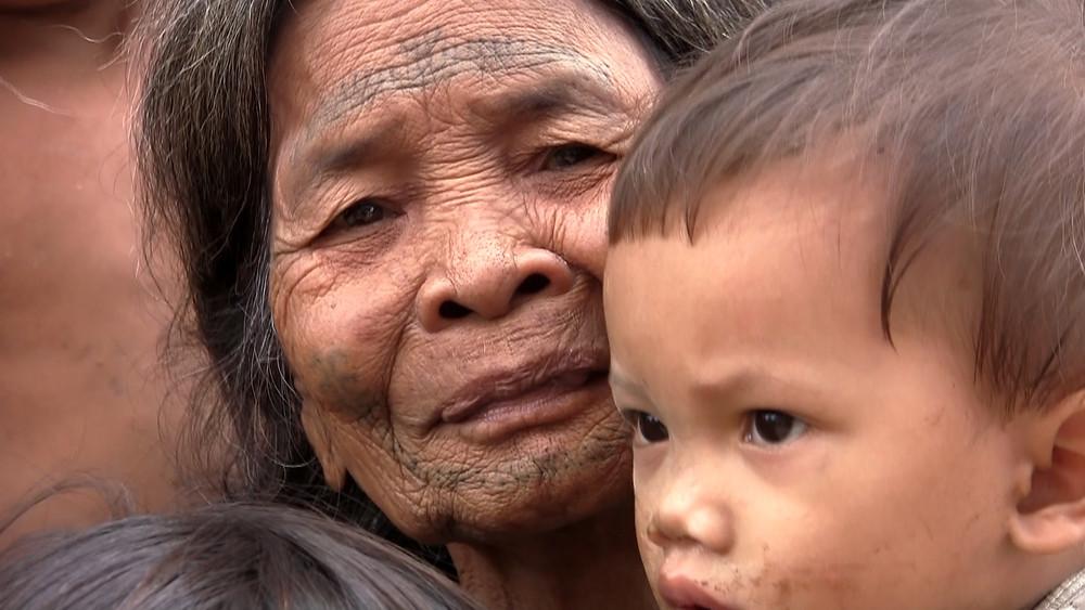 Villageoise du Ratanakiri