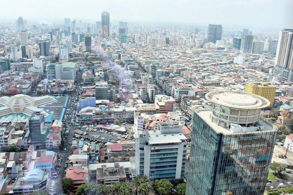 A propos d'urbanisation rapide