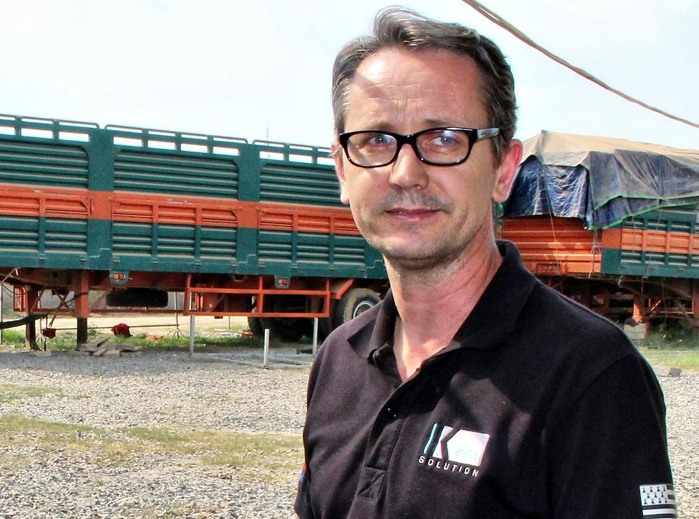 Yvon Chalm architecte et écologiste