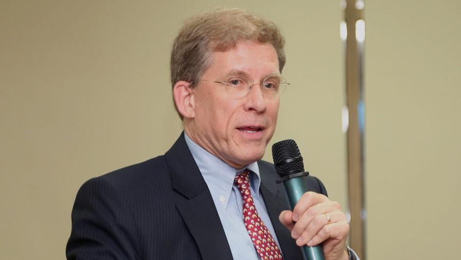 Patrick Murphy, nouvel ambassadeur américain au Royaume du Cambodge.