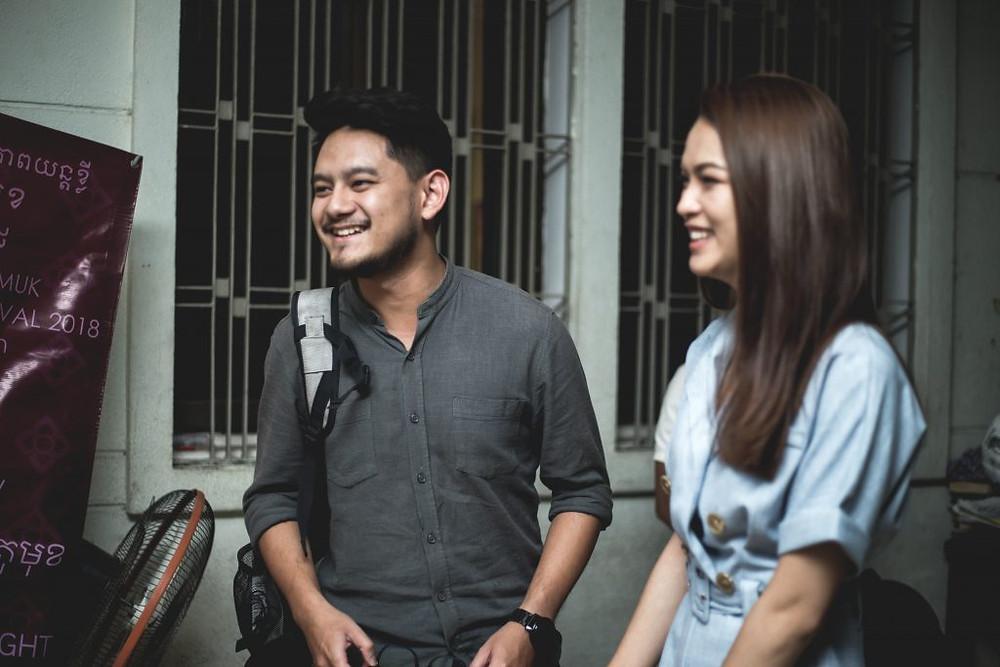 Inrasothythep Neth, vainqueur du prix du meilleur court métrage en 2017