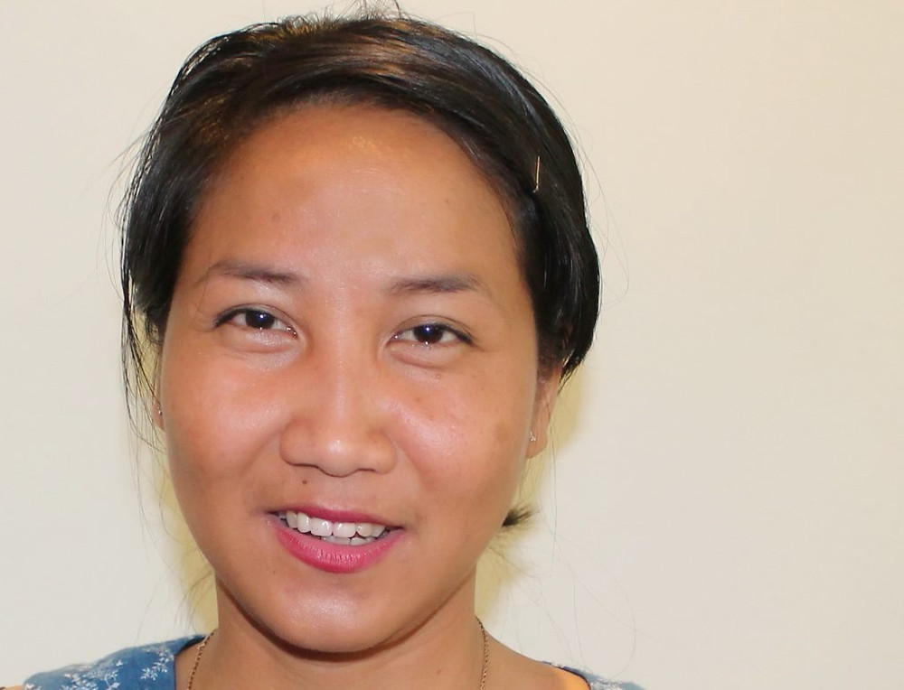 Kannitha Lim, archéologue à Siem Reap