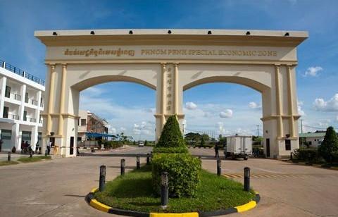 14 millions d'actions émises par la Zone économique spéciale de Phnom Penh