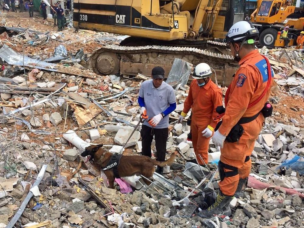 Drame de Preah Sihanouk : Le bilan se monte à 28 morts