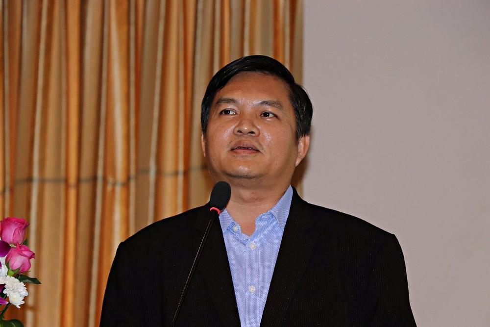 Tan Yuvaroath, directeur adjoint de la promotion commerciale du ministère du Commerce