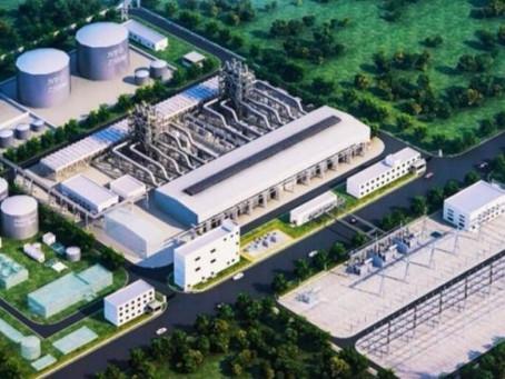 Cambodge & Énergie : Les centrales de Kandal démarrent la production d'électricité