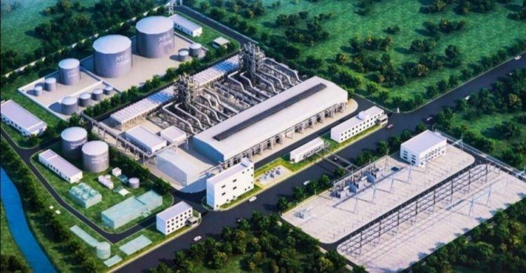 Les centrales de Kandal démarrent la production d'électricité