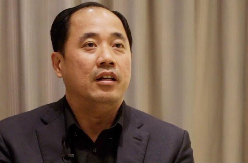 Le magnat de l'immobilier cambodgien Okhna Sear Rithy