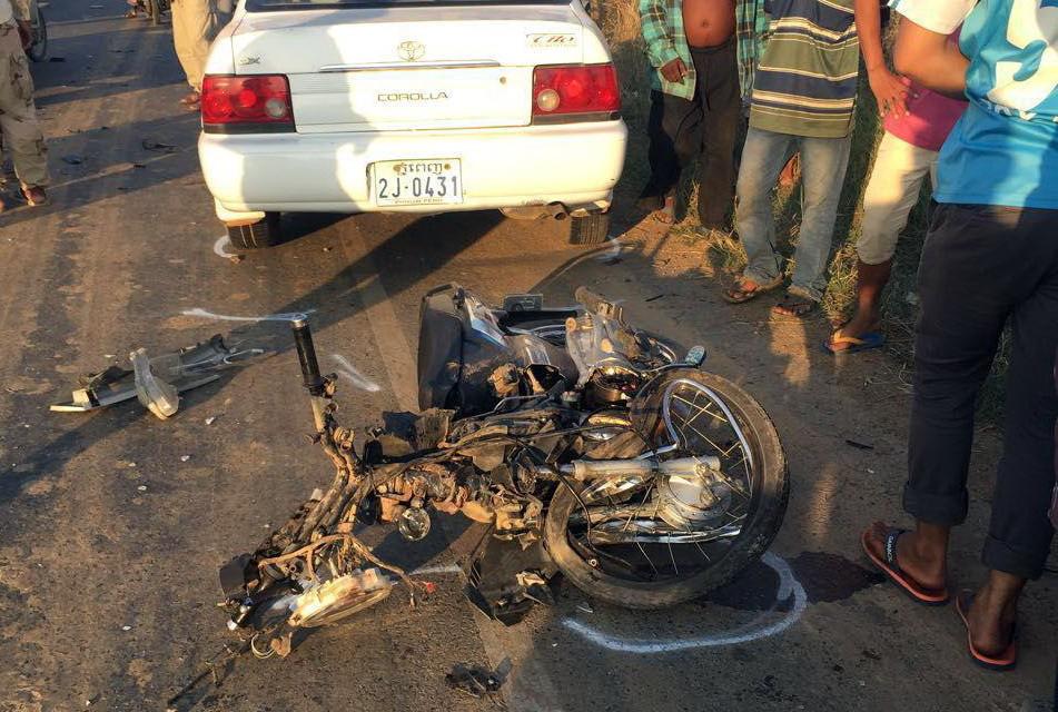 Nouvel An Khmer : 26 personnes tuées et 81 blessés sur les routes