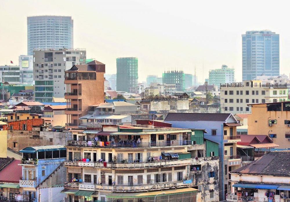 Phnom Penh, une ville en pleine mutation