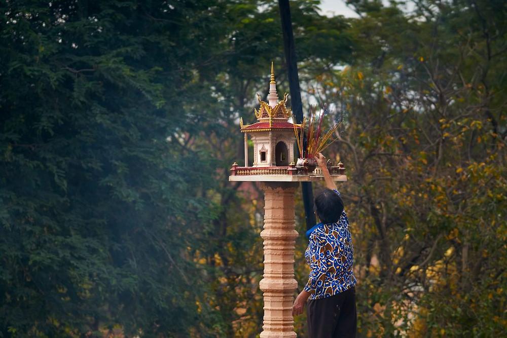 Le Wat Phnom de Bryon Lippincott (cc)