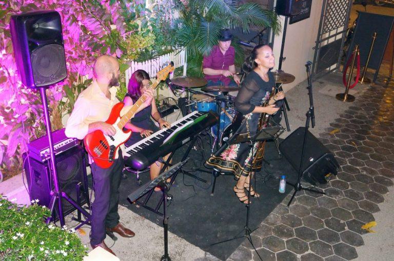 Ambiance musicale au Bouchon
