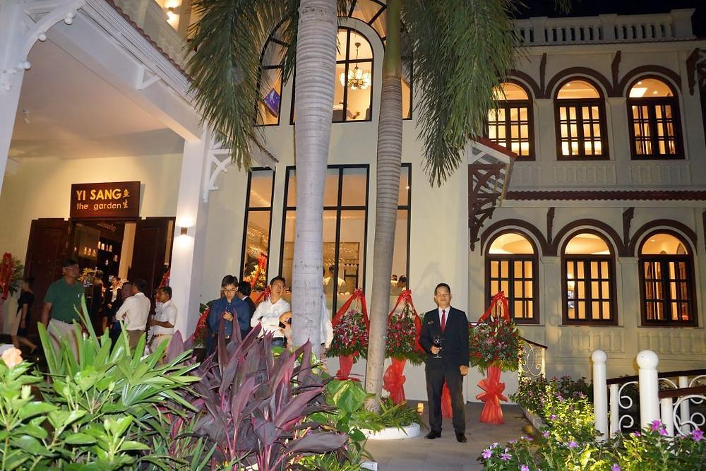 Ouverture du restaurant Yi Sang The Garden à Toul Kork.