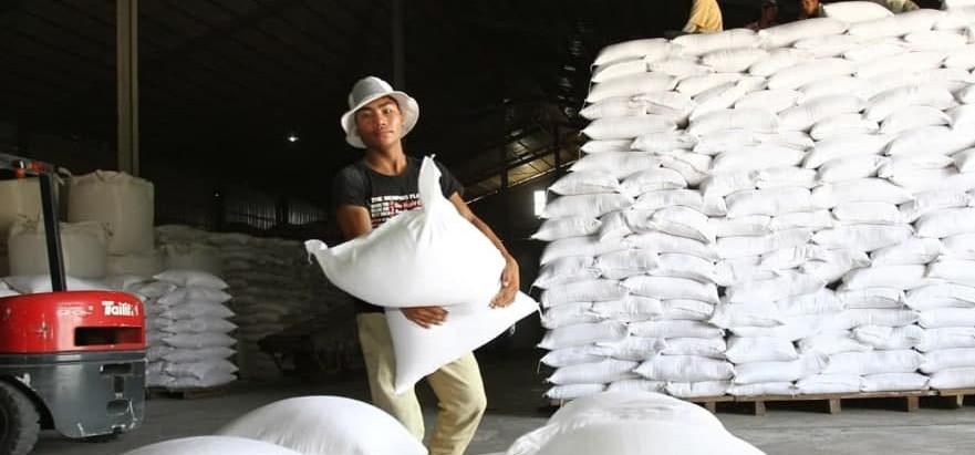 Agriculture : Le Cambodge exporte près de 350000 tonnes de riz usiné au cours des 8 premiers mois