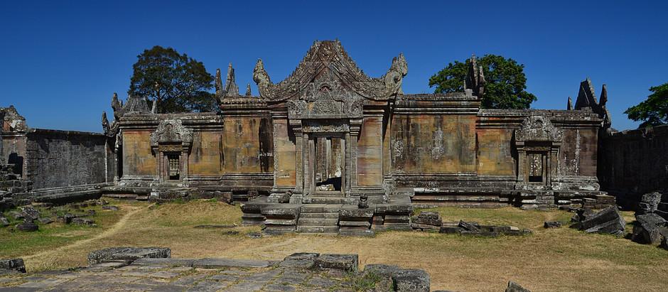 Culture : Les États-Unis soutiennent la rénovation de Preah Vihear et Phnom Bakhèng