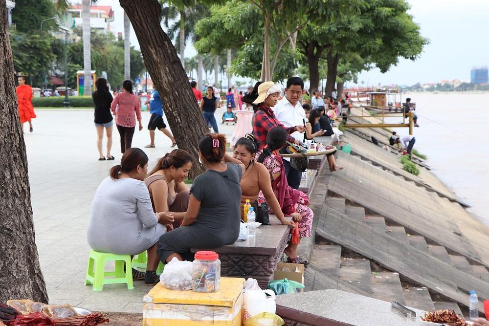 La population du Cambodge atteindra 22 millions en 2050