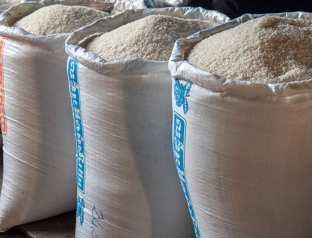 Début d'année difficile pour les exportations de riz