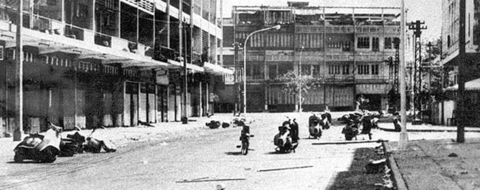 Phnom Penh, capitale silencieuse et déserte