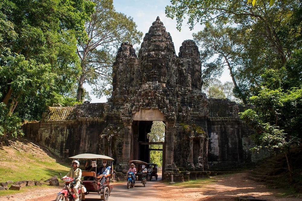 Le Parc archéologique d'Angkor a généré 13 479 686 de dollars US