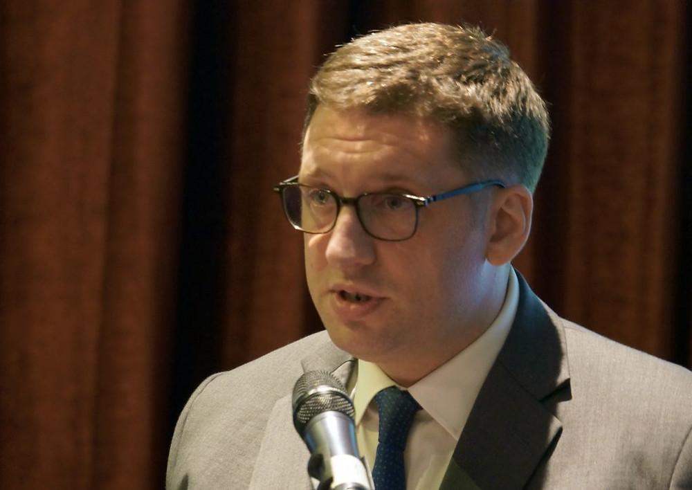 Guillaume Massin, associé et Directeur Général de DFDL Cambodge