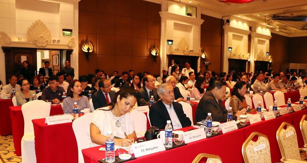 Plus de 500 personnes étaient présentes au forum sur la fiscalité organisé par Eurocham